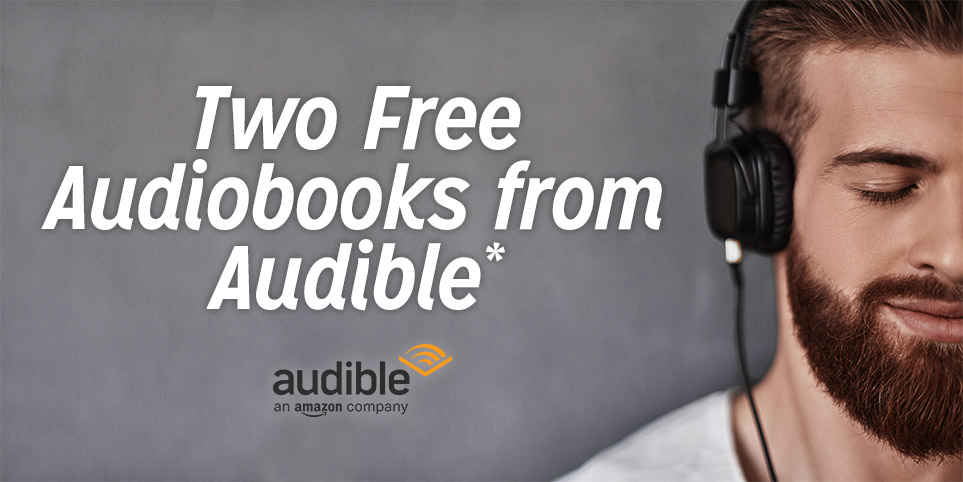 Amazon Audible Banner
