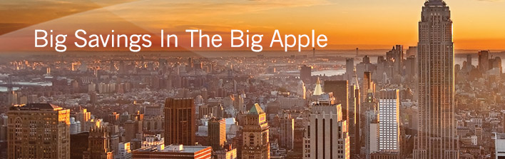 Get Big Savings In The Big Apple With AAA Travel