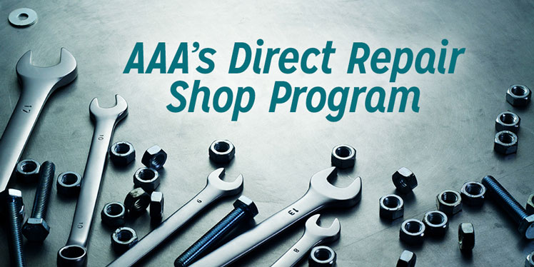 AAA's Direct Repair Shop Program