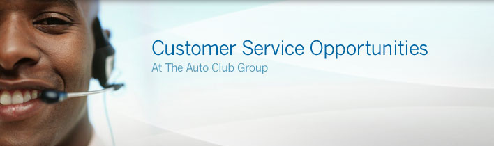 Customer Service Opportunities At The Auto Club Group
