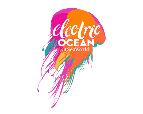 Electric Ocean at SeaWorld
