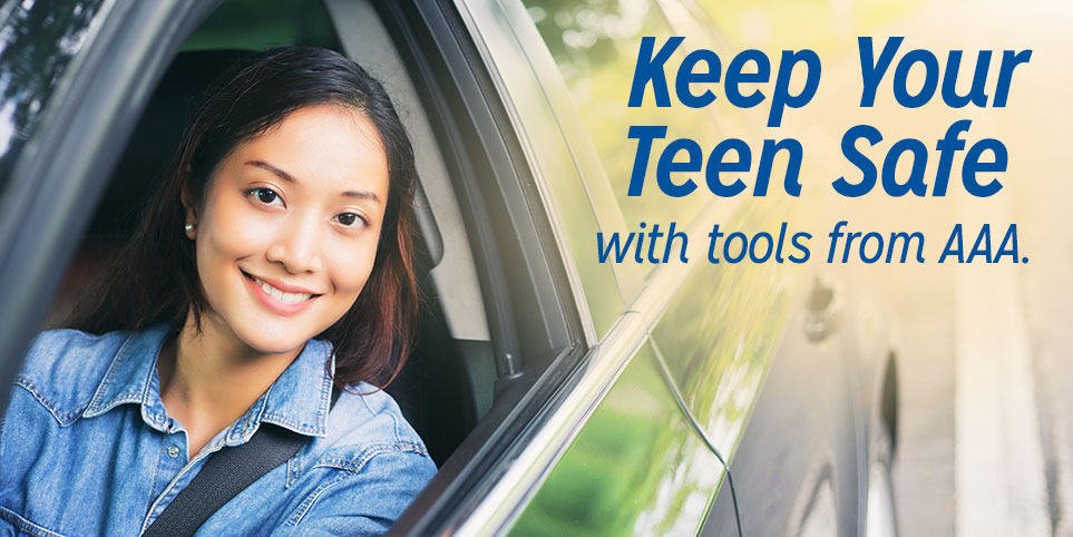 June is Teen Driving Safety Month