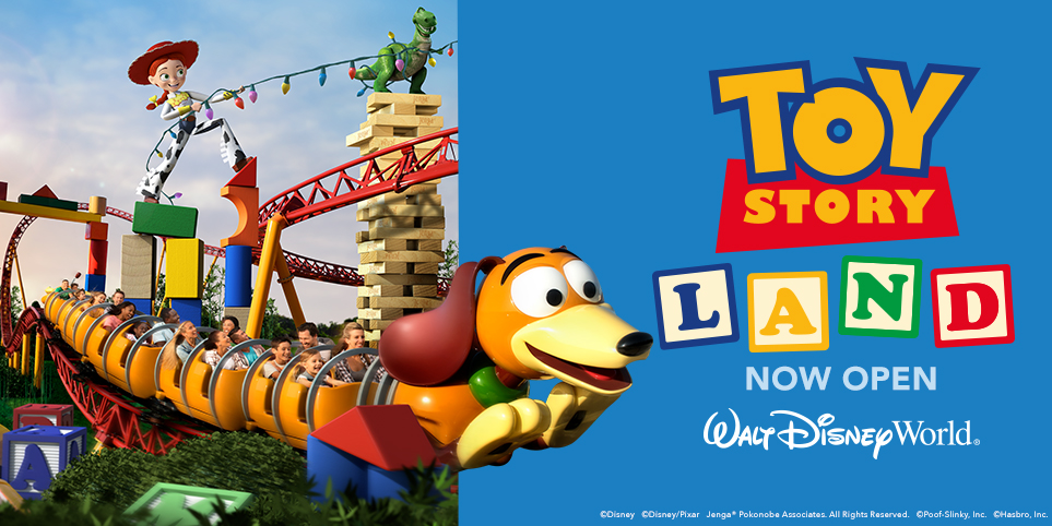 Toy Story Land Walt Disney World