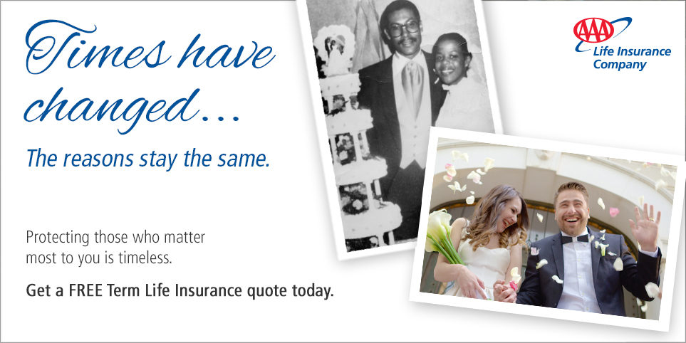 Times have changed – Get a free life insurance quote