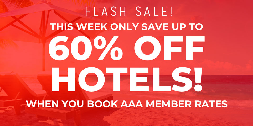 Flash Hotel Sale
